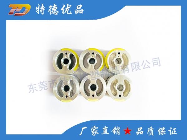 北京铝芯轮包胶